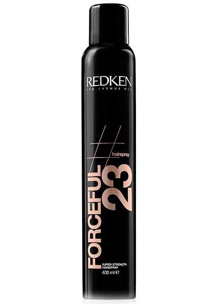Redken Forceful 23 extra erős spray a haj végső beállításához