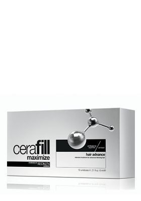 Cerafill Maximize Hair Advance Aminexil intenzív kúra, 10x6ml