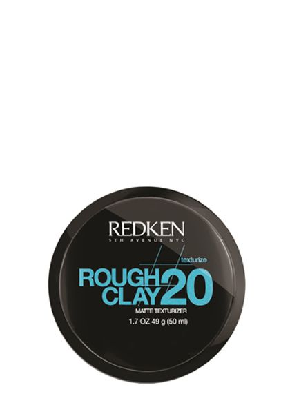 Redken Rough Clay 20 krémes hajformázó wax, 50ml