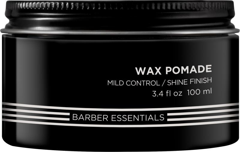 Redken Brews Wax Pomade hajformázó wax férfiaknak, 100 ml