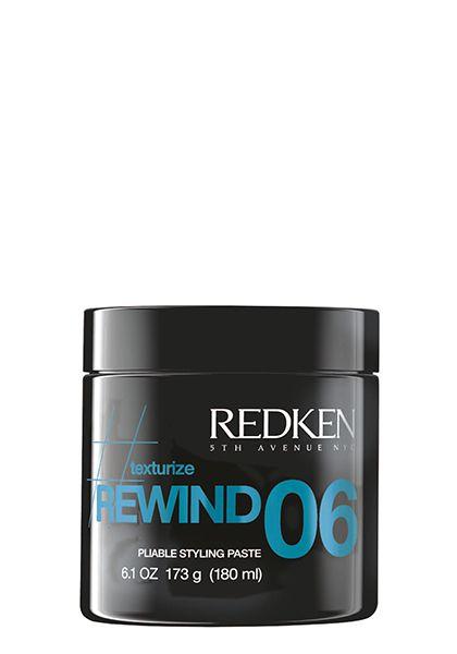 Redken Rewind 06 rugalmas hajformázó paszta, 150ml