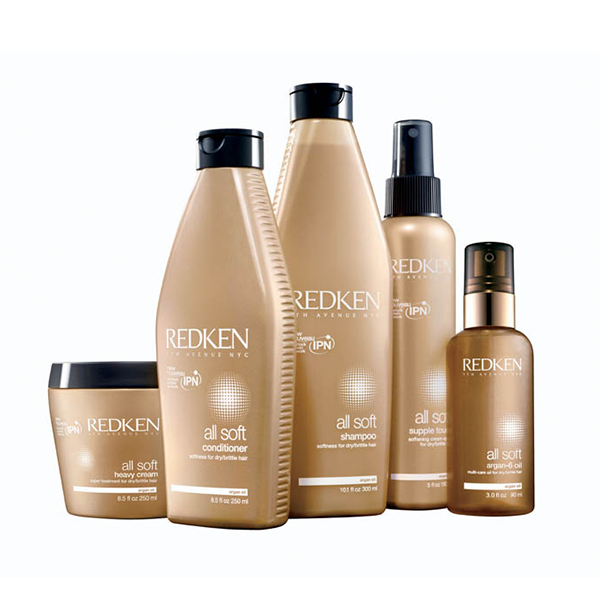 The solution for dry hair prone to breakage