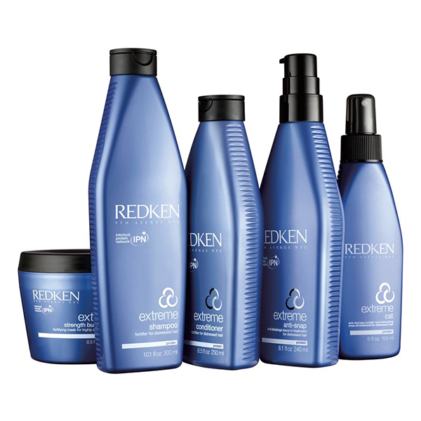 The solution for stressed, weakened hair