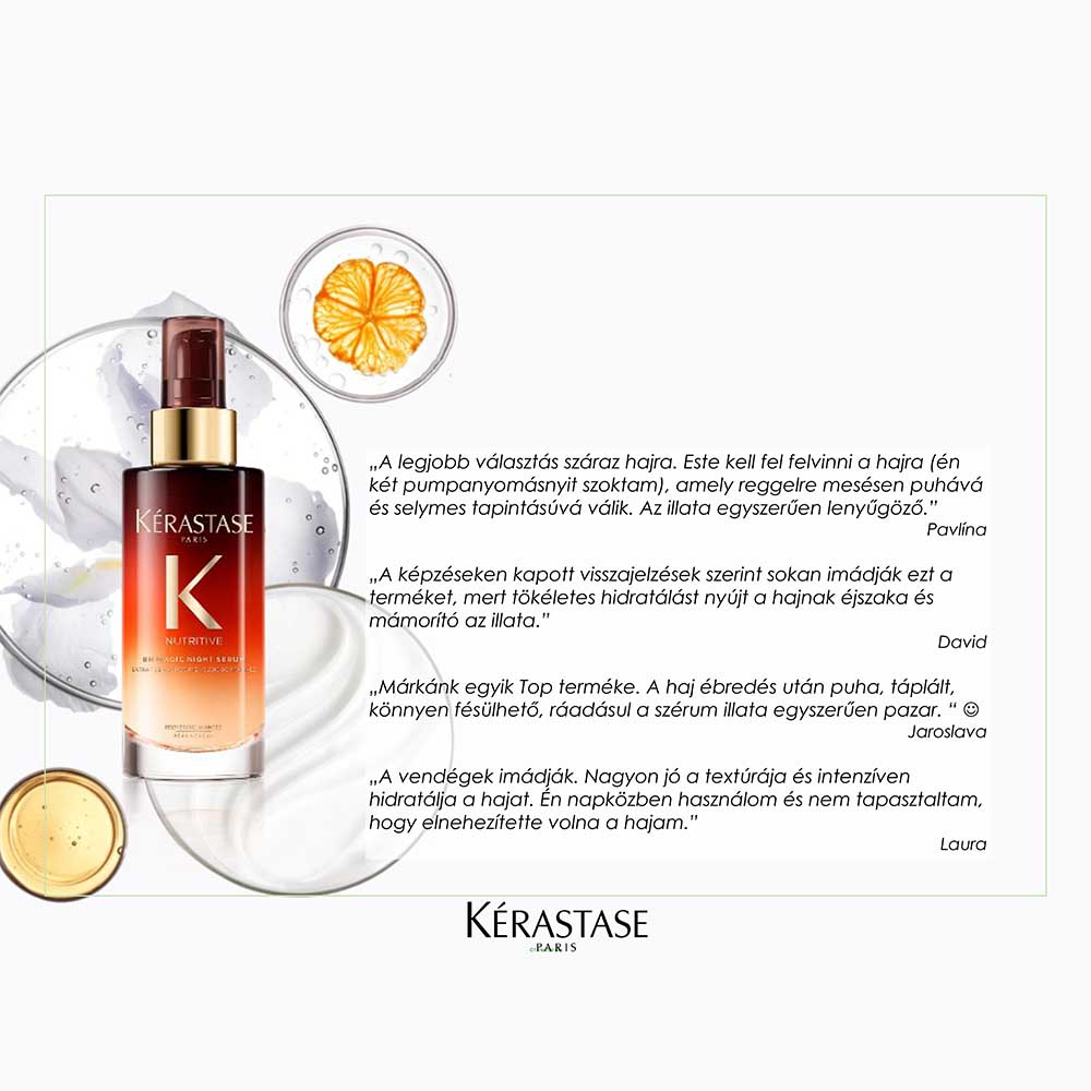 """Most Loved"" Nutritive 8H Magic Night Szérum"
